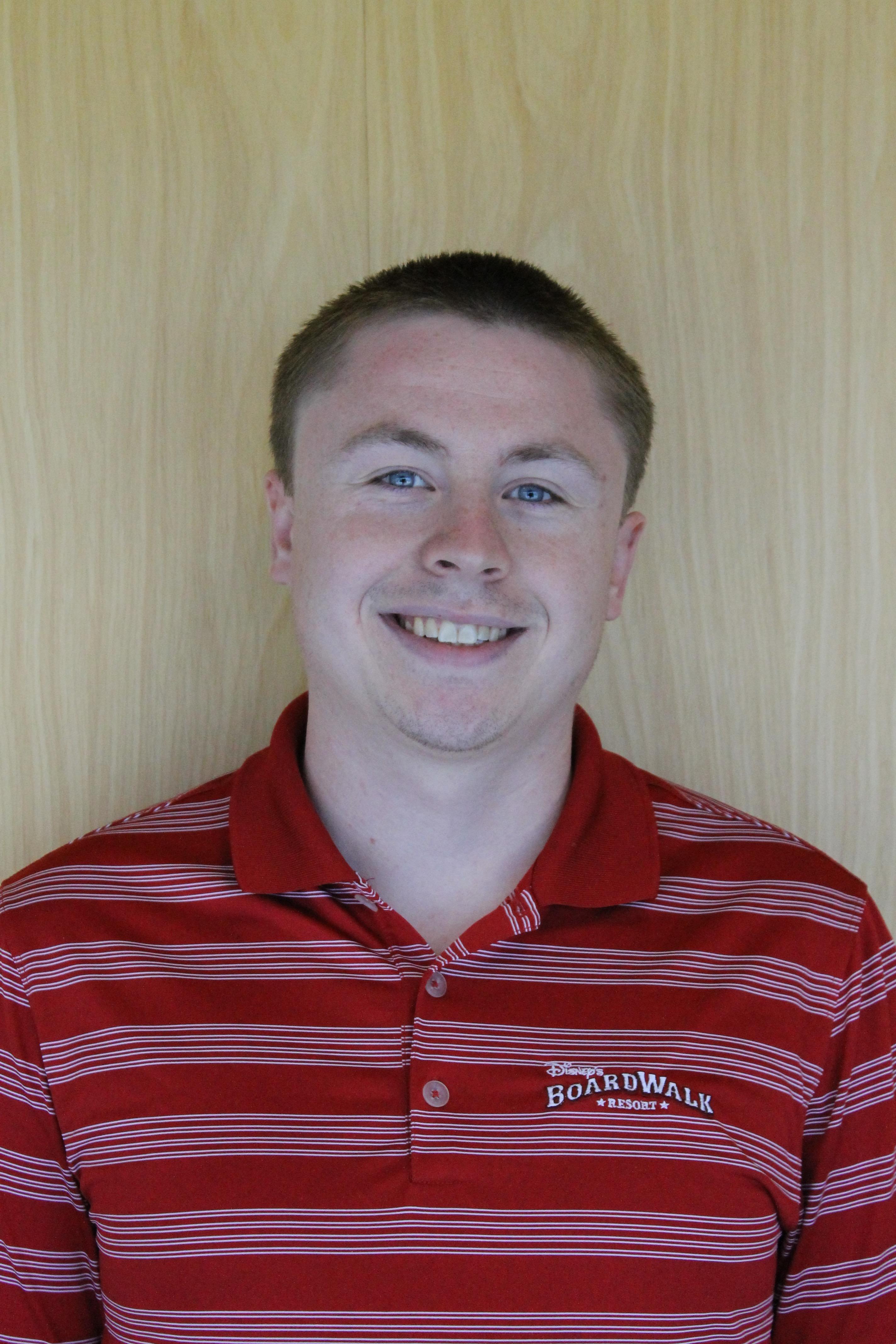 Zach Jeffers : Program Assistant