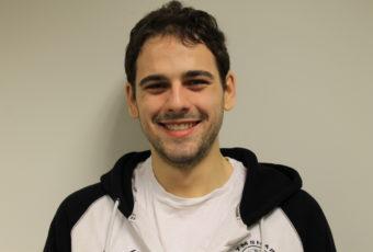 Featured Student – Evan Reyes